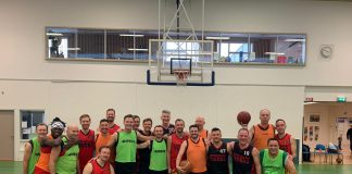 Pride vooruitblik: 'Amsterdam Tiger's Basketball Tournament'