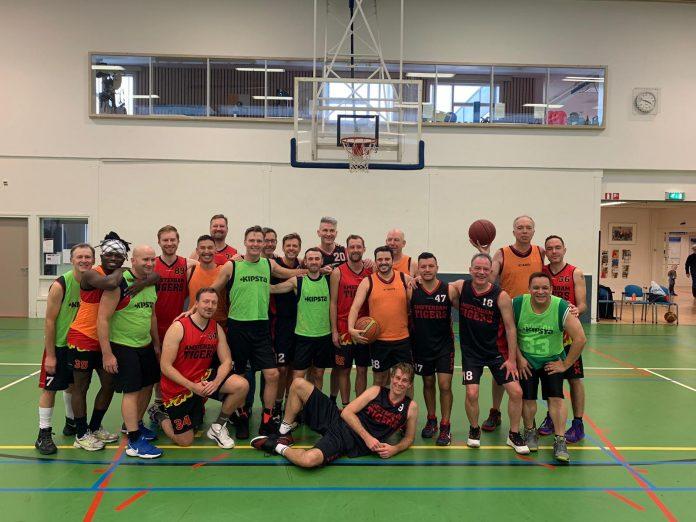 Pride vooruitblik: 'Amsterdam Tiger's Basketball Tournament'