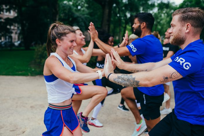Gratis running clinic en lunch bij coole hotspots