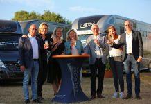 Anemone Horse Trucks en Stoeterij Sterrehof tekenen 5-jarig sponsorcontract