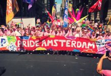 Amsterdamse bezoeker over imposante stoet Gay Pride New York: That was amazing!