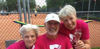 Amstelpark maakt zich op voor zeventiende editie Pride Tennis Toss