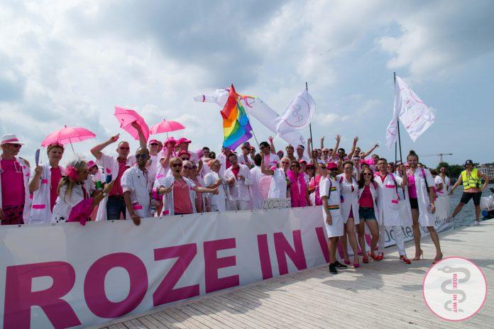 Stichting RozeinWit: 'Belangrijk dat positieve geluiden een podium krijgen'