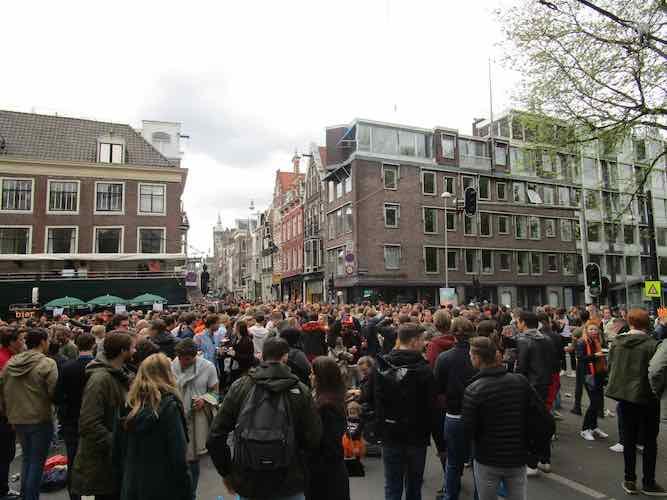 Pride Amsterdam 2019 Street Party Old Lellebel