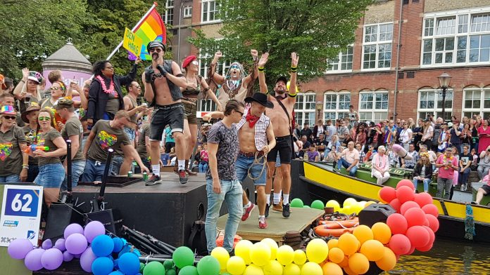 Route Canal Parade 2019 – Pride Amsterdam 2019