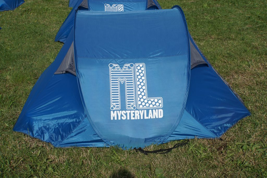 Zonnige start voor 26e editie van Mysteryland