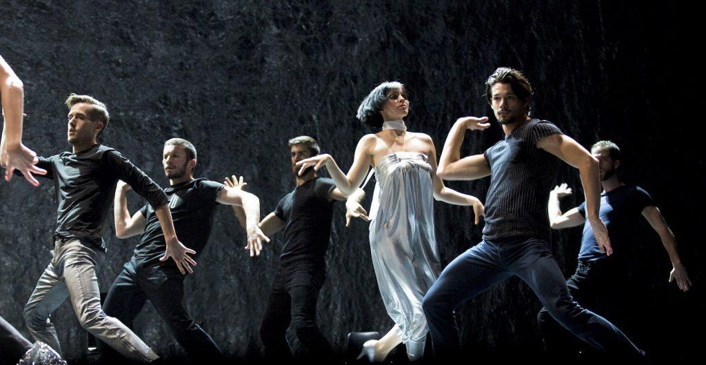 Voorbeschouwing Scapino Ballet in Vondelpark Openluchttheater