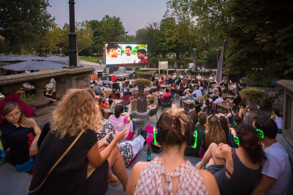 Film in het Park in VondelCS groot succes