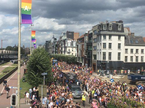 Buitenland special: Antwerp Pride 2019