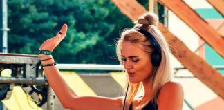 """DJ Jill Kleinjan: """"Muziek brengt mensen bij elkaar, daarom hou ik er ook zo van"""""""