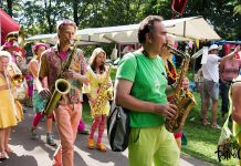 Noorderparkfestival: 'voor iedereen die van Noord houdt'