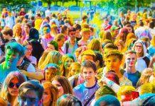 Gebruik je glaswerk of plastic bekertjes op een festival?