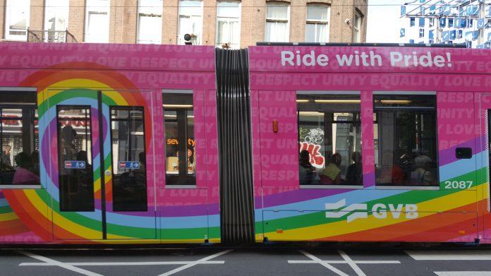 Street parties overview Pride