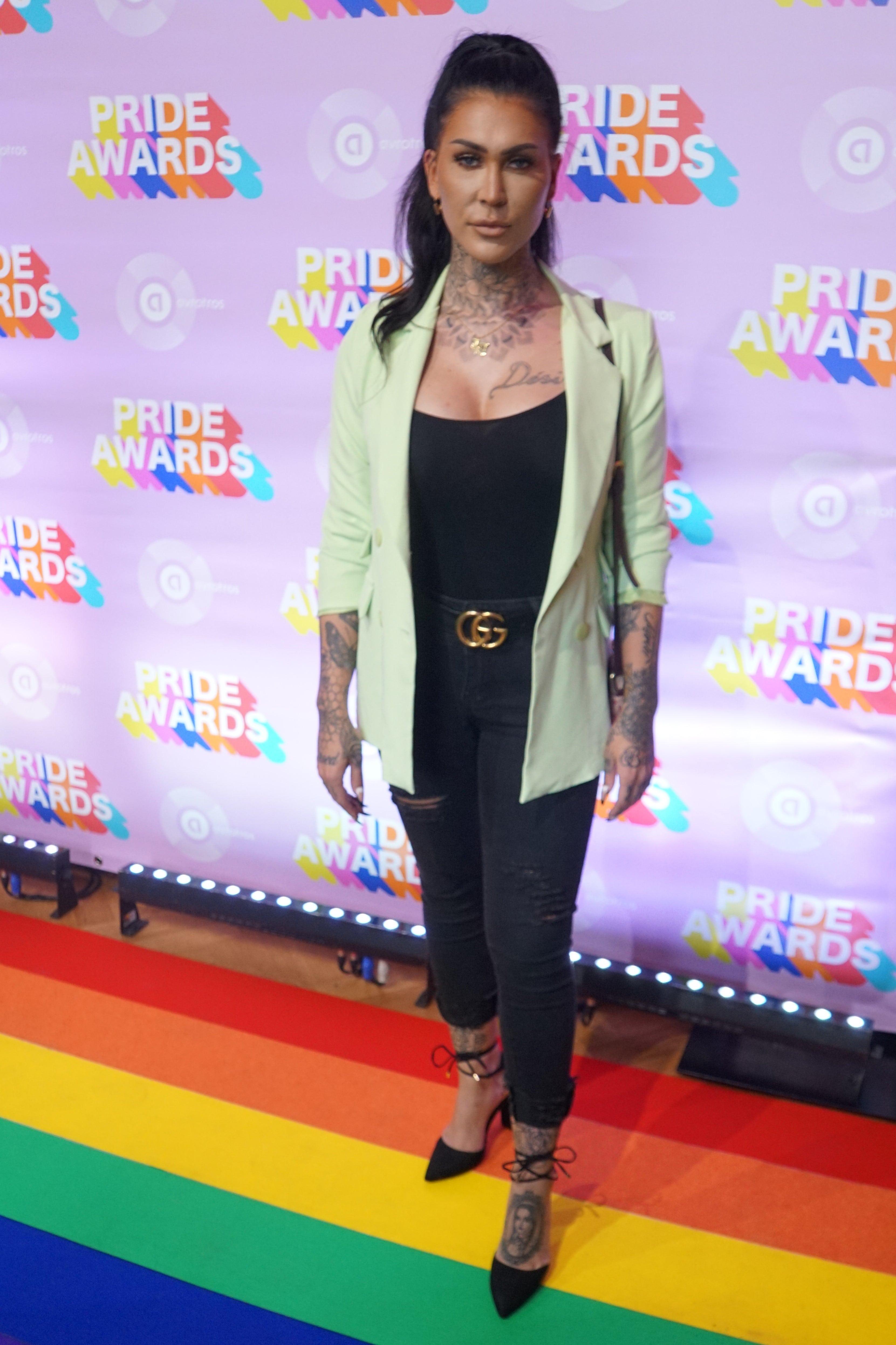 Foto's en verhaal: Pride Awards uitreiking bij Vondel CS