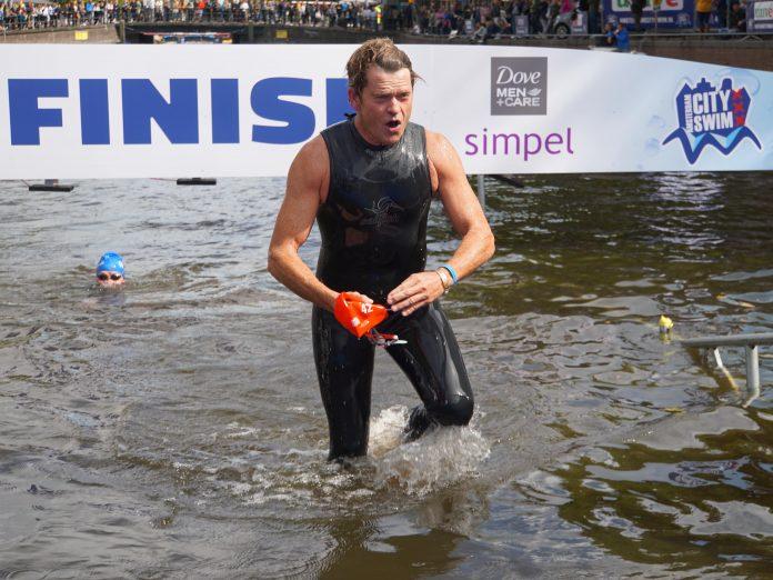 Amsterdam City Swim 2019 uiterst succesvol verlopen