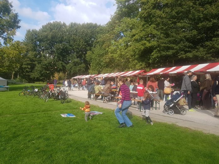 Het Rembrandtpark verheugt zich op de 14e editie van het Rembrandtparkfestival