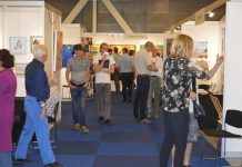 Voorbeschouwing kunstbeurs ADAF in World Fashion Centre