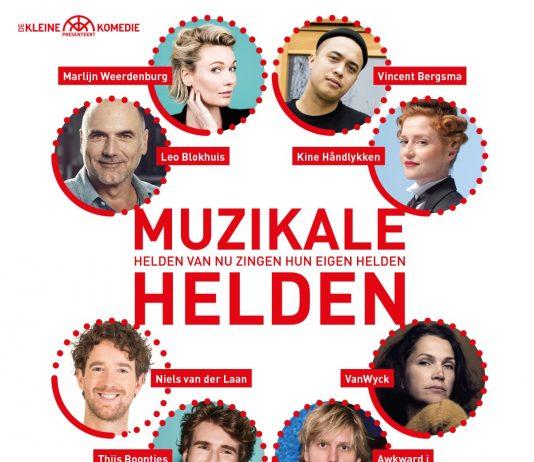 Theaterliefhebbers kijken uit naar 'Muzikale Helden' bij De Kleine Komedie
