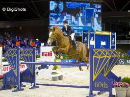 Nationale ruiters aan start op Jumping Amsterdam