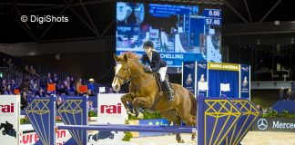 Nationale ruiters aan start op Jumping Amsterdam