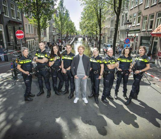 Ewout Genemans onderdeel van politieteam in 'Bureau Burgwallen'
