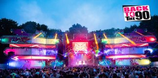 Back 2 the 90s Outdoor maakt deel line-up bekend