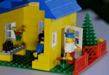 Black Friday: LEGO opent een flagship store in Amsterdam