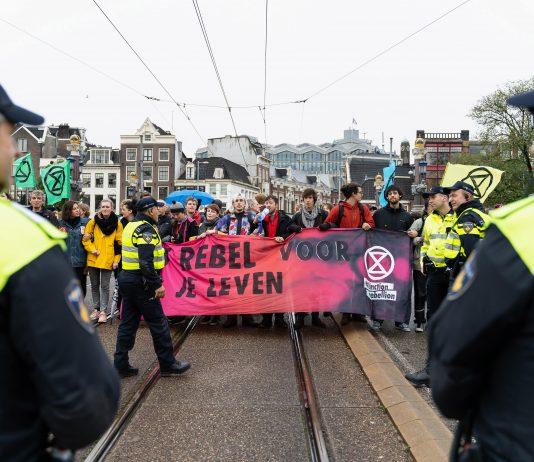 Hongerstakers Extinction Rebellion donderdag naar Den Haag