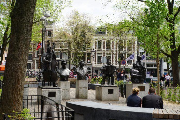 Amsterdam: Stadsdelen, buurten en straten