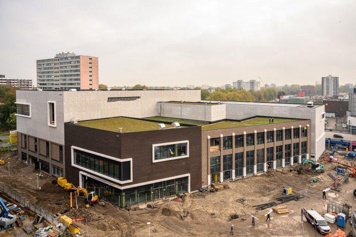 Spiksplinternieuwe Euroscoop opent maandag feestelijk in Amsterdam-Noord