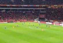 Nederland eindigt kwalificatiereeks met vijfklapper tegen Estland