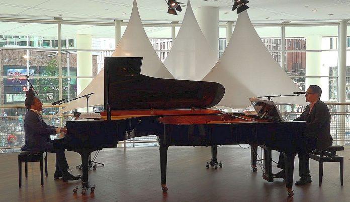 Drie programma's in drie maanden in Het Concertgebouw