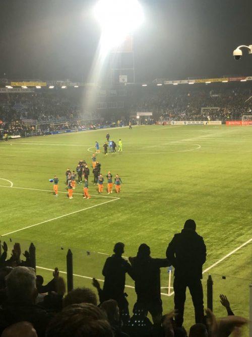 Ajax wint in weinig spraakmakende wedstrijd van PEC Zwolle