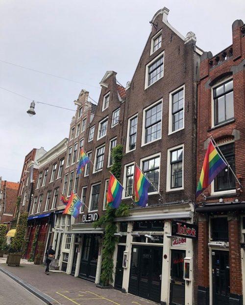 LHBTI Uitgaan in Amsterdam