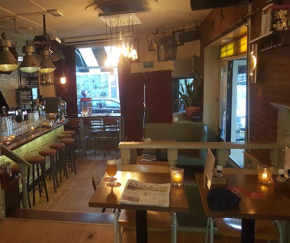 Locatie in Amsterdam - Café/restaurant Bloemers