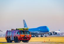Hulpdiensten volop uitgerukt naar Schiphol