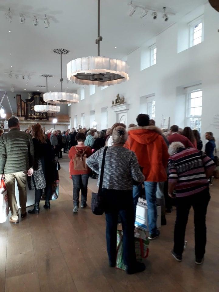 Tussen Kunst & Kitsch in Hermitage Amsterdam