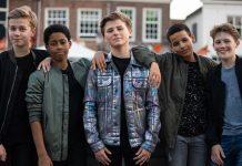 Nederlander Matheu Hinzen vierde bij Junior Eurovisie Songfestival