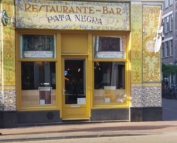 Spaanse restaurants in Amsterdam - overzicht