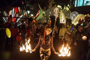 Super Sint Maarten Lichtjesparade