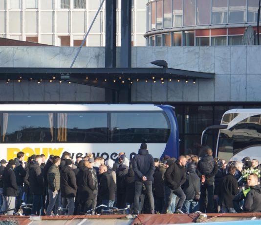 demonstratie FC Utrecht