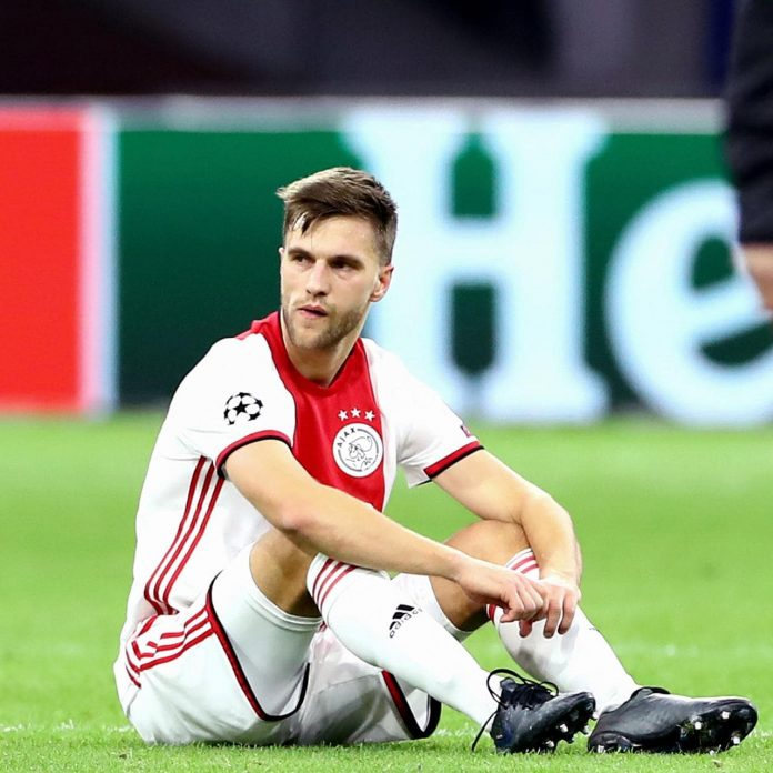 Tegenvallend Ajax knock-out in de Champions League