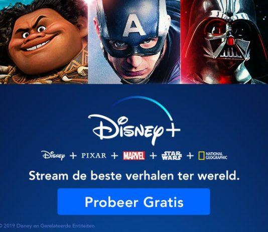 Disney+ lanceert nieuwe dienst: 'klassiekers gratis te streamen'