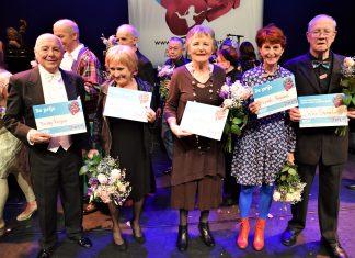Heleen Butijn grote winnaar Ouderen Songfestival 2019