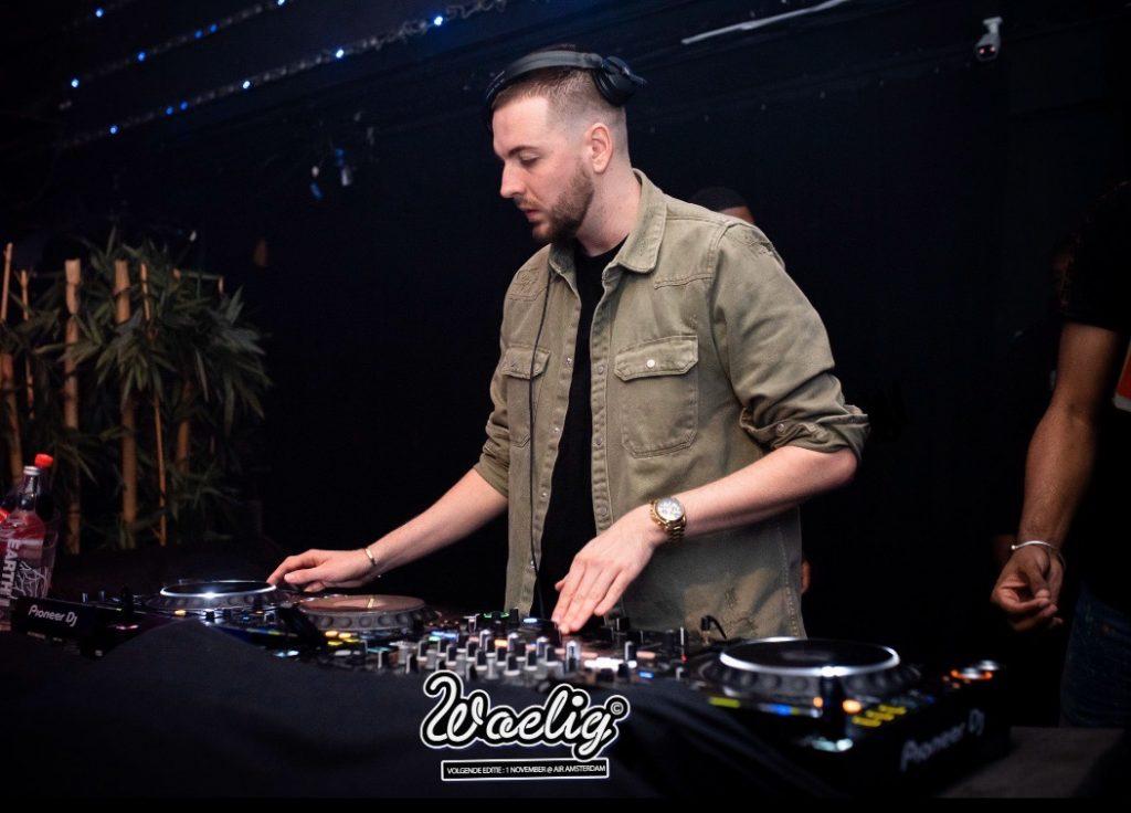 DJ Invictim: 'een man met een muzikale missie'