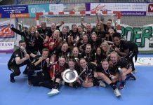 Eredivisie handbal in Amsterdam-Noord: landskampioen ontvangt promovendus