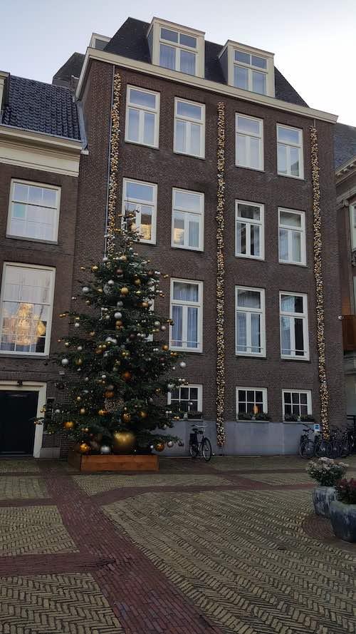 Kerst in Amsterdam 2019