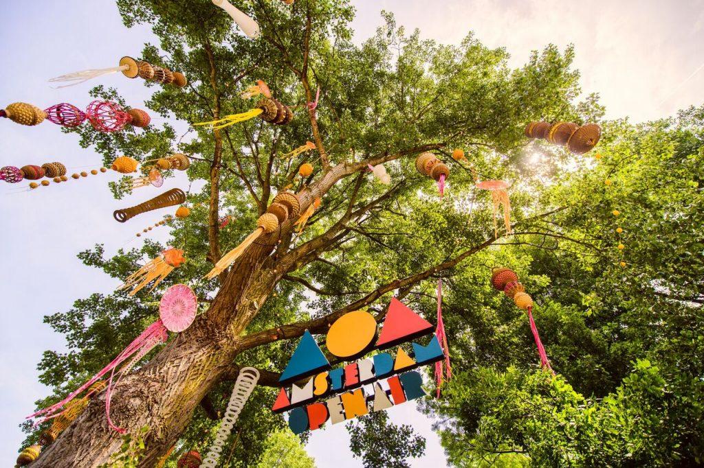 Amsterdam Open Air viert tienjarig bestaan