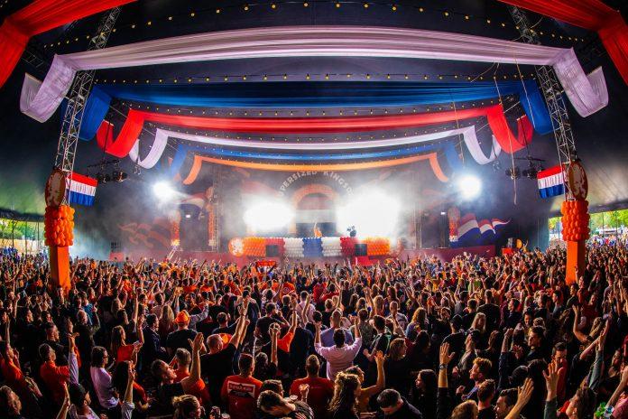 Supersized Kingsday 27 april: enige echte grootste van Nederland
