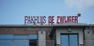 Avondje 'Branded Protest' in Pakhuis de Zwijger